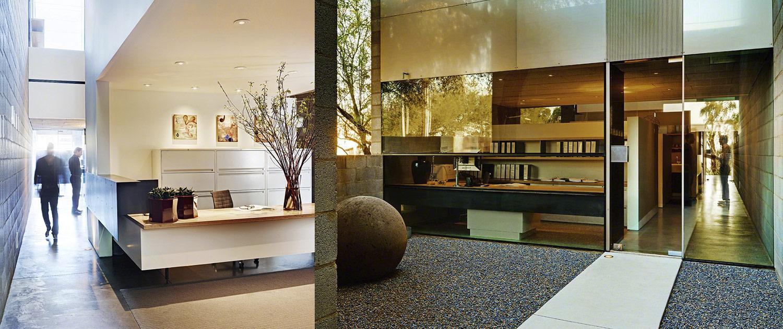 David michael miller associates interior design studio in for Studi interior design roma