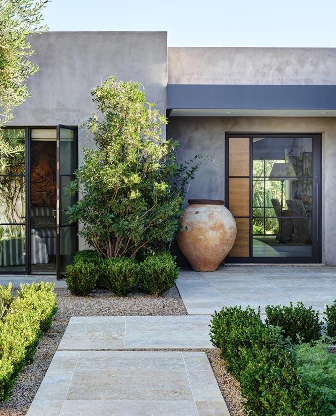 Desert Oasis Casita Interior Design In Phoenix ǀ David Michael Miller