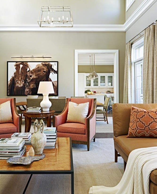 Eclectic Desert Piedaterre Interior Design David Michael Miller