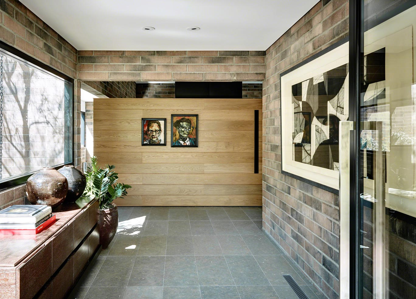 Contemporary Hillside Interior Design In Phoenix ǀ David Michael Miller