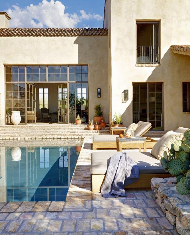 rustic eclectic farmhouse interior design � david michael