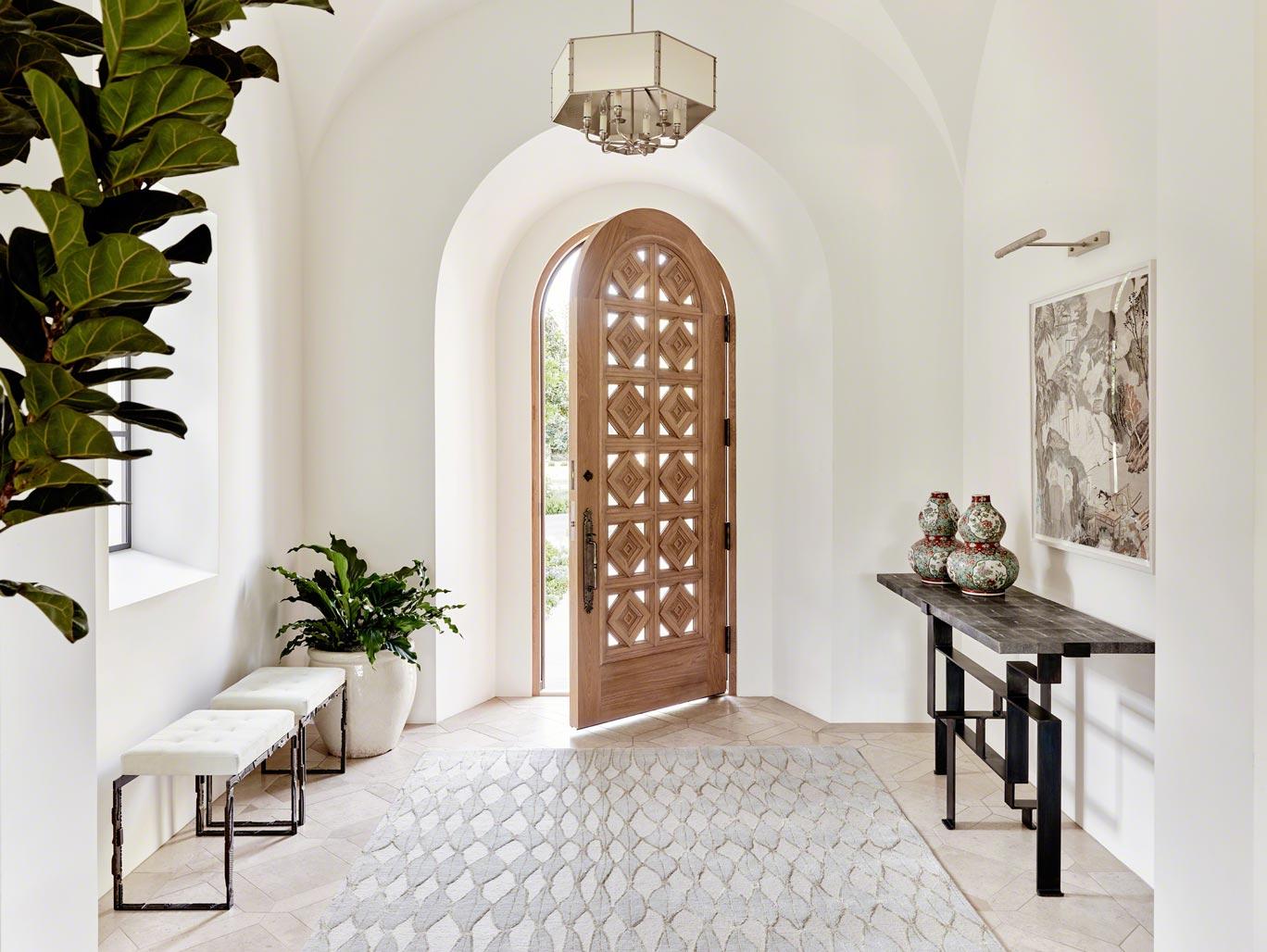 Santa Barbaran Eclectic Interior Design ǀ David Michael Miller
