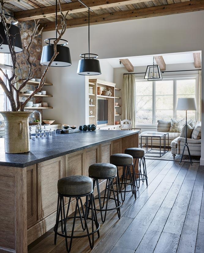Traditional Kitchen Interior Design In Phoenix ǀ David Michael Miller