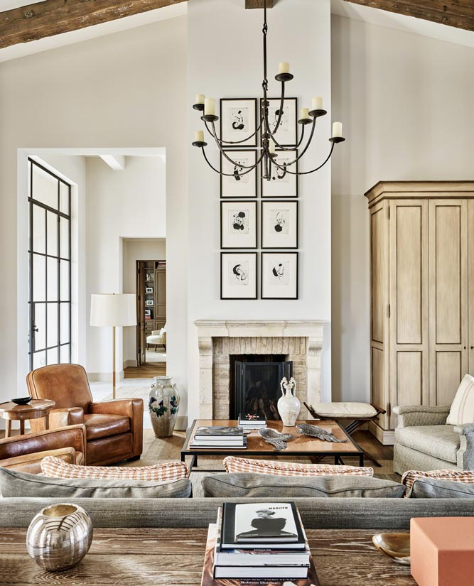 Interior Design Photo Gallery By Room ǀ David Michael Miller