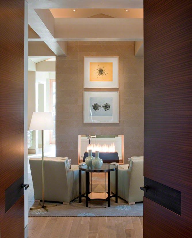 Living Spaces Scottsdale : Contemporary Living Interior Design in Phoenix ǀ David ...