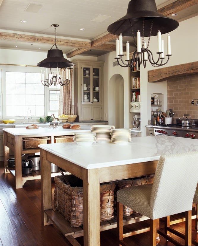 Cottage Kitchen Angeles: English Country Interior Design In Phoenix ǀ David Michael Miller