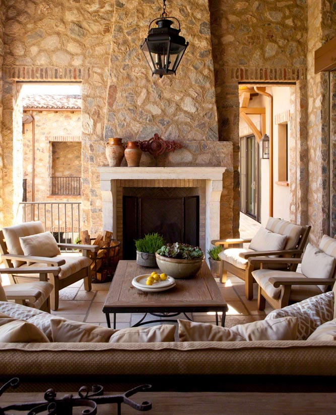 Italian Inspired Interior Design In Phoenix Az ǀ David Michael Miller