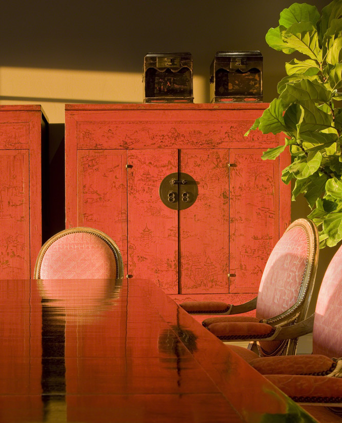 Traditional Interior Design & Favorite Vignettes: David ...