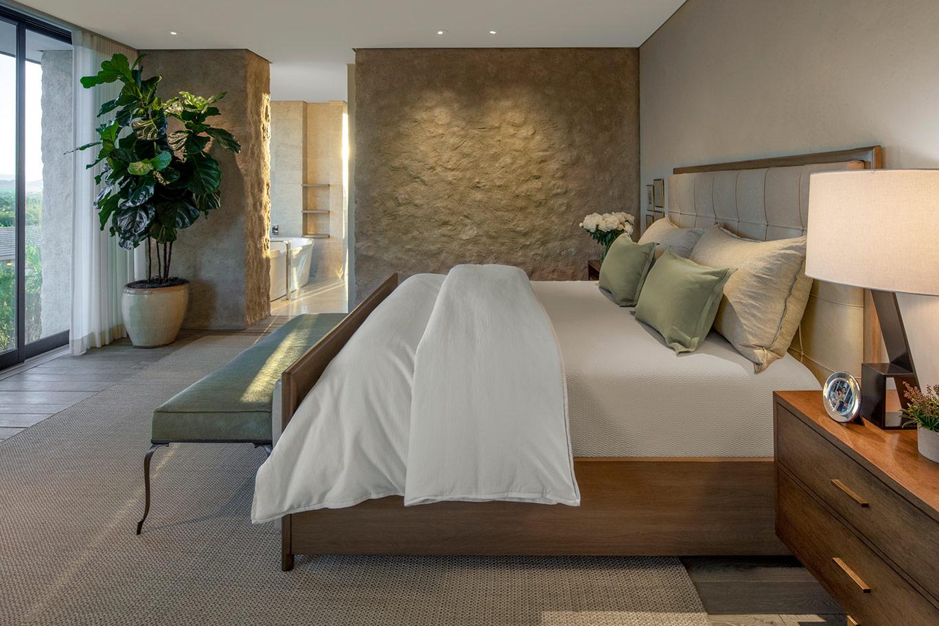Traditional Bedroom Interior Design In Phoenix ǀ David Michael Miller