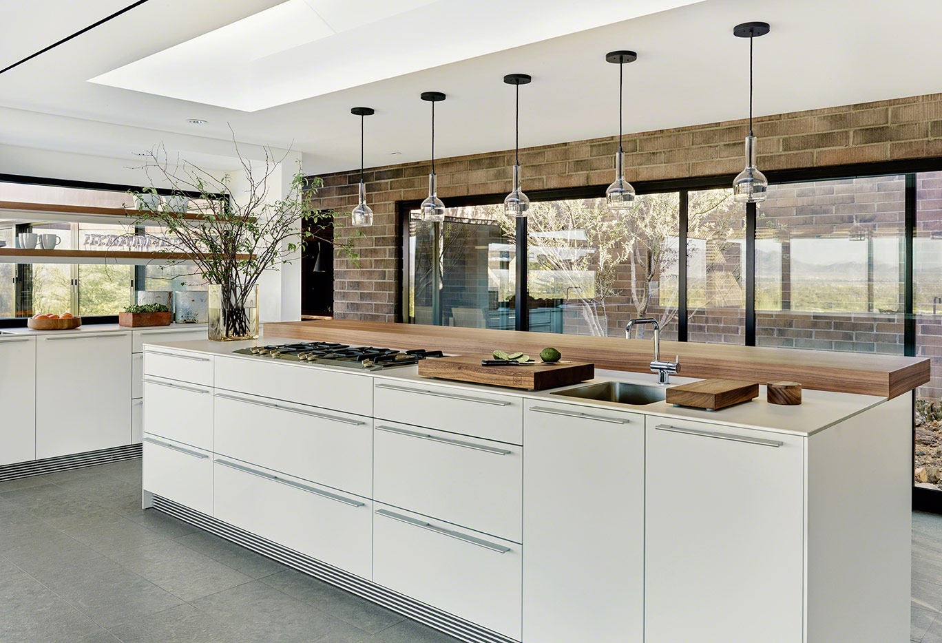 Contemporary Kitchen Interior Design In Phoenix ǀ David Michael Miller
