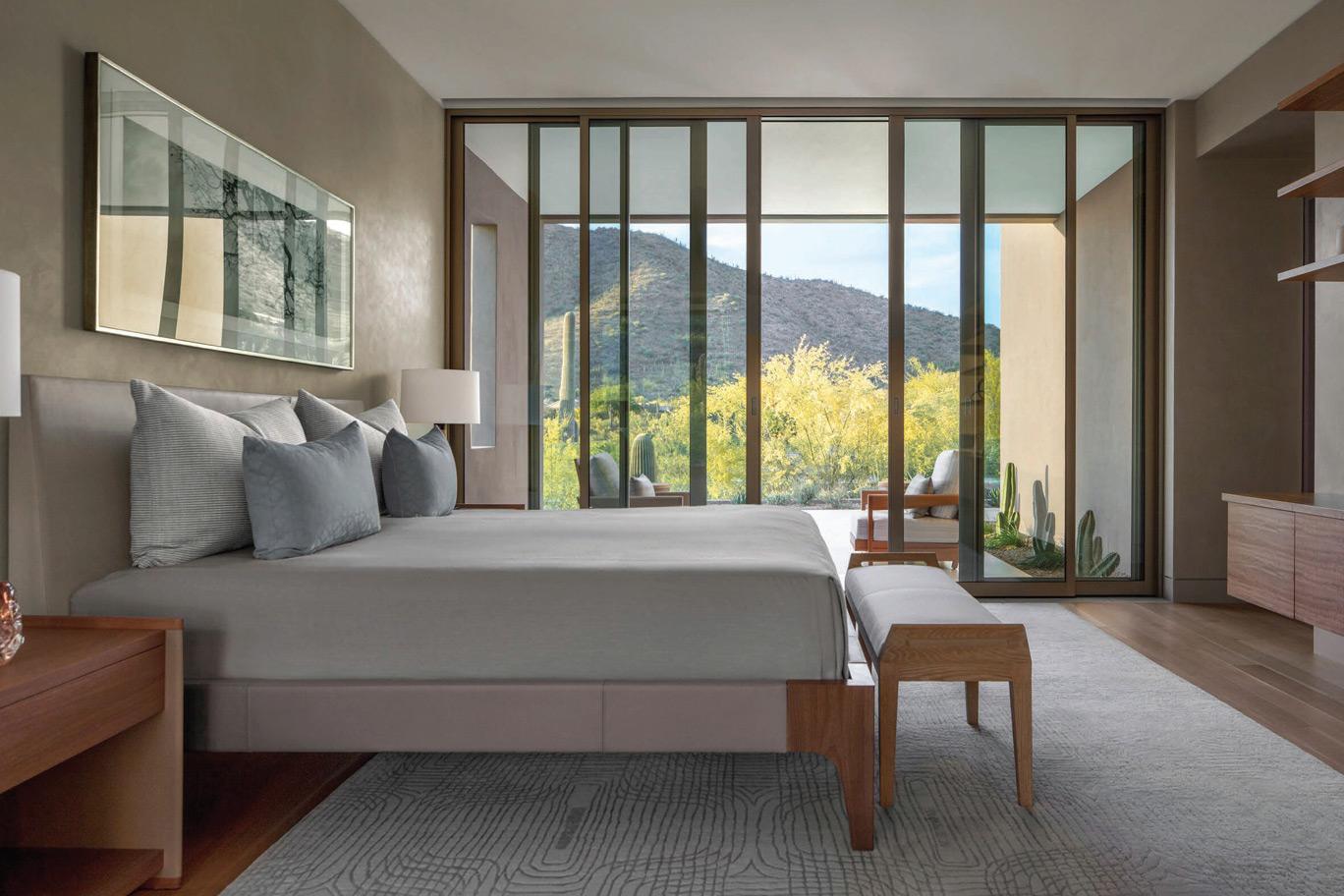 Contemporary Bedroom Interior Design In Az ǀ David Michael