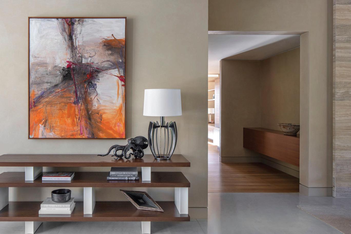Contemporary Interior Design Favorite Vignettes David Michael Miller